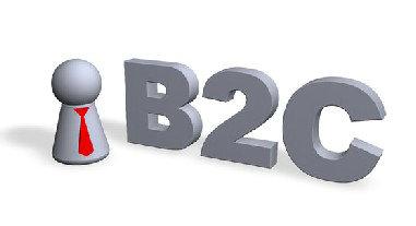 B2C规模达3204.7亿元!竞争力拼移动端!