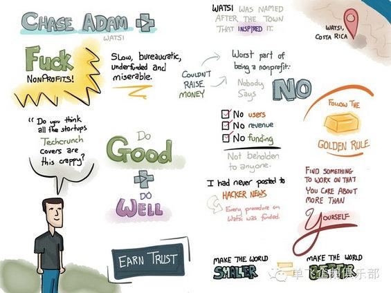 813 十位硅谷大牛CEO们画出来的创业建议