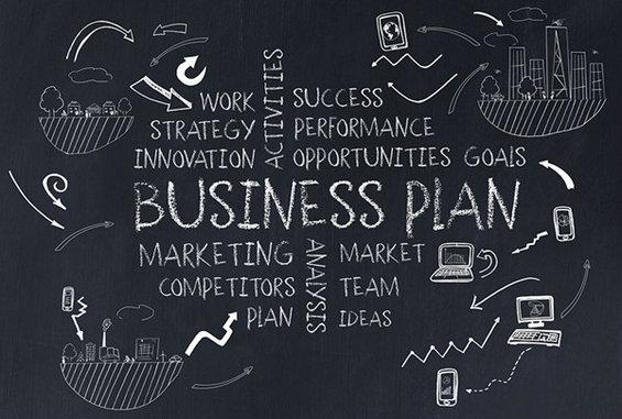 商业计划书怎么写?标准BP模板速度收藏