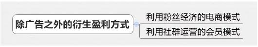 617 最全自媒体盈利模式解析(含鬼脚七、深夜发媸、罗辑思维、吴晓波频道等知名大号)
