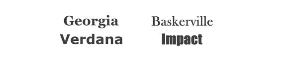 1 3 网站设计:网站字体排版的10个基本规则