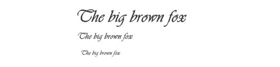 1 7 网站设计:网站字体排版的10个基本规则