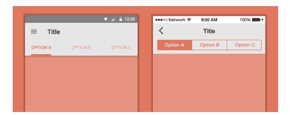 3 18 控件详解之「小红点+索引导航+分段控件」