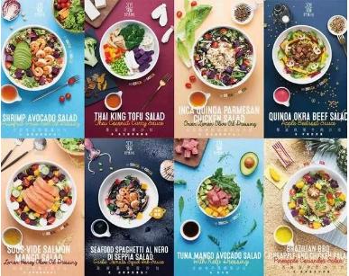 解密沙拉轻食标杆品牌,0到30万用户的营销方法