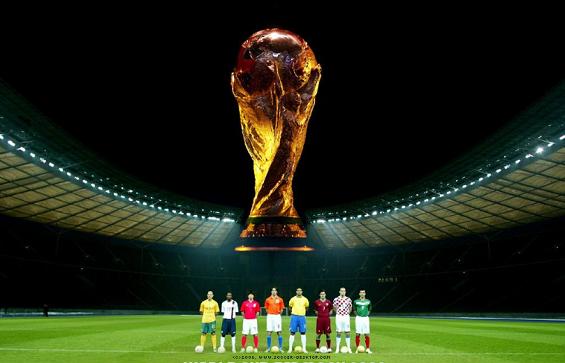 这些世界杯文案出线了