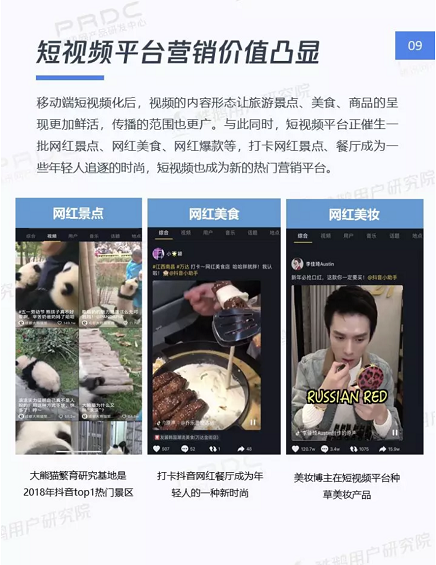 a1114 6.4亿用户的狂欢:短视频用户洞察报告
