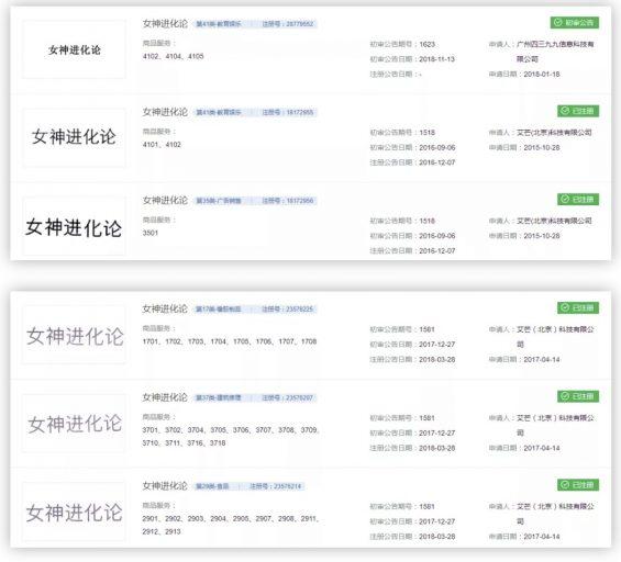 "a627 百万粉丝大号突遭抢注,变更""未命名"",差点损失千万元!"