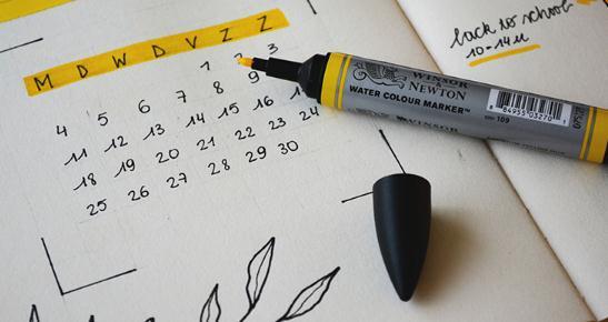 2020下半年热点日历,营销推广必备!