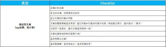 782  人手必备的产品自查表(建议收藏+打印)